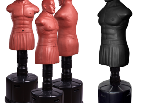Adjustable Free-Standing Punching Dummy-Heavy Boxing Bag