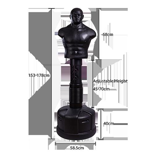 Adjustable punching bob Medium size