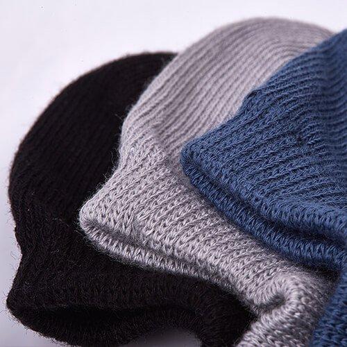 Antibacterial low cut socks for men 3
