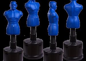 Higher Medium Size Boxing BOB BLUE