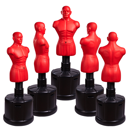 Medium Size Boxing BOB RED