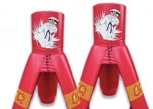 Removable Boxing Bag with three legs for kids
