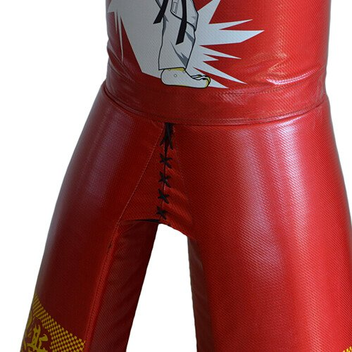 Removable Boxing Bag with three legs for kids details