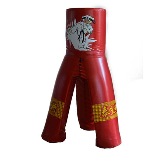 Removable Boxing Bag with three legs for kids1