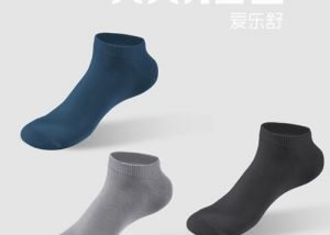 antibacterial ankle socks for men