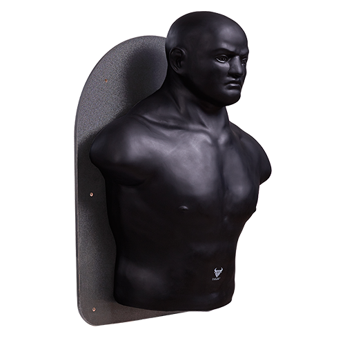Wall Mounted Punching Dummy Black