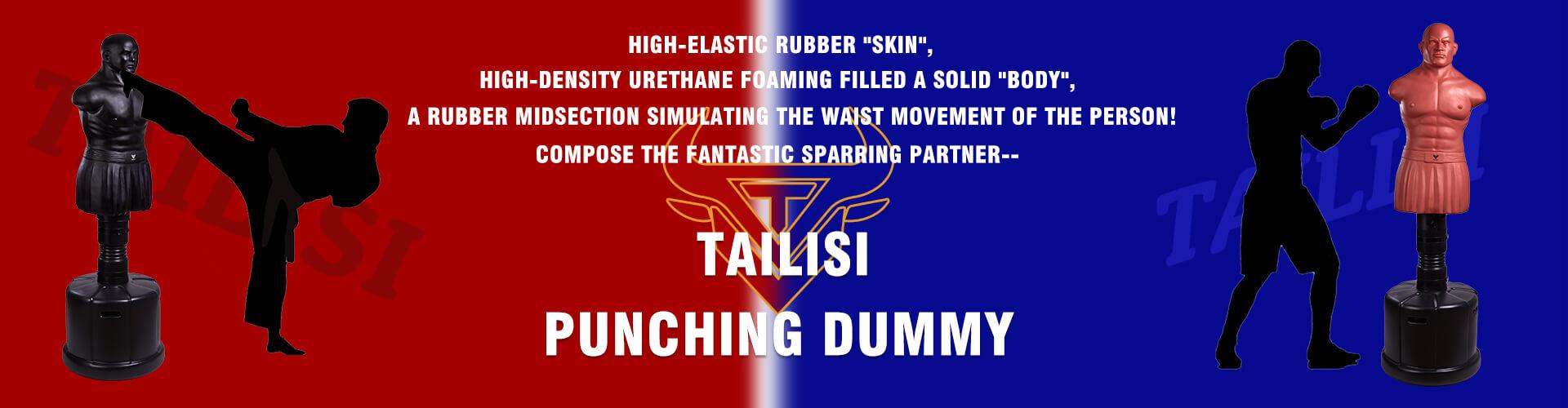 TAILISI PUNCHING DUMMY BANNER 2021025001